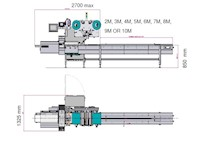 Pack 201/201HS Horizontal Flow Wrapping Machinery - 2