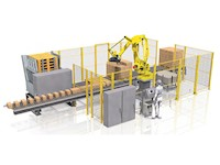 Stratum™ Robotic Palletizing Systems