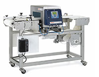 Thermo Scientific™ APEX 500 Metal Detector Combined with One of Many Possible Regional Conveyor Design