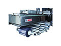 Pack 301 IN Inverted Horizontal Flow Wrapping Machinery - Backstand Feeds Film