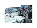 Pack 301 IN Inverted Horizontal Flow Wrapping Machinery - Vacuum Conveyor Securely Transports Film and Product
